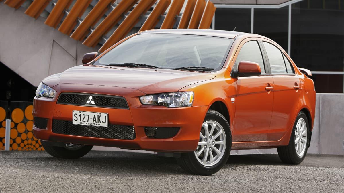Mitsubishi Lancer used car review