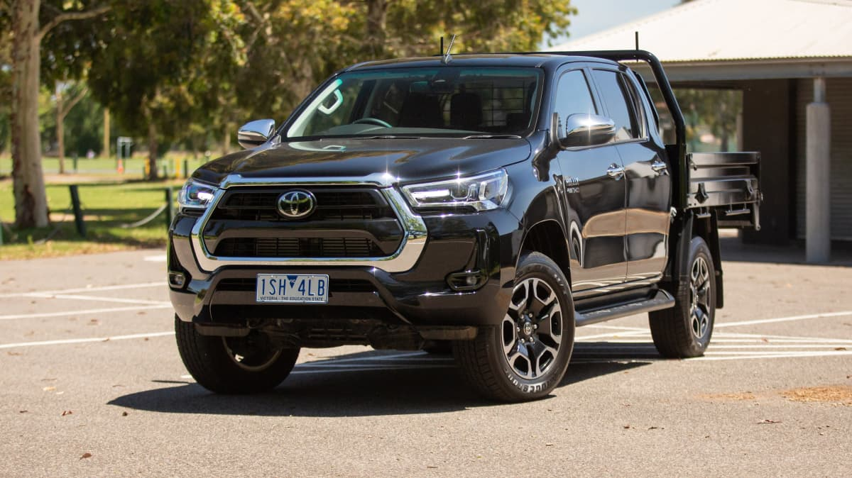 2021 Toyota HiLux SR5 Cab Chassis review