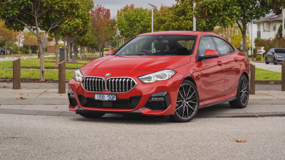 2021 BMW 218i Gran Coupe review-0