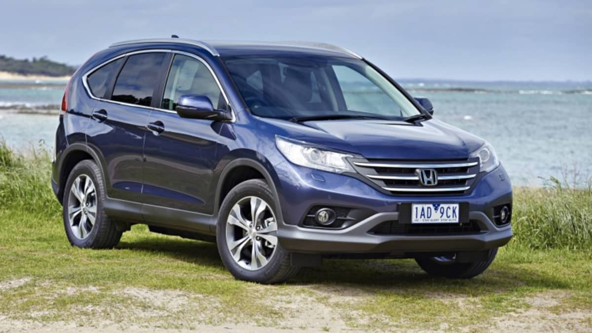 Honda CR-V DTi-L.