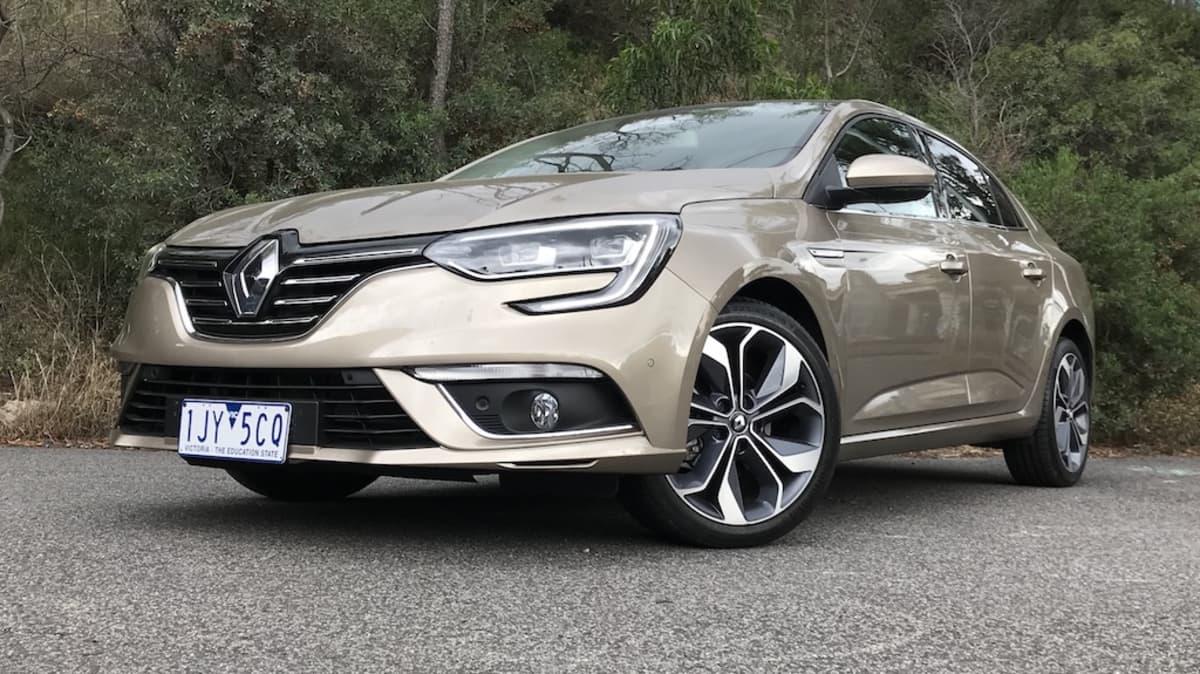 2018 Renault Megane Intens Sedan Review
