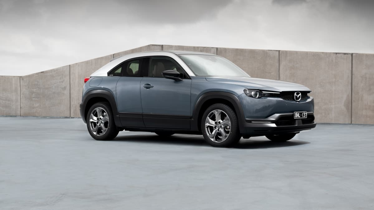 2021 Mazda MX-30 Electric launch review-0