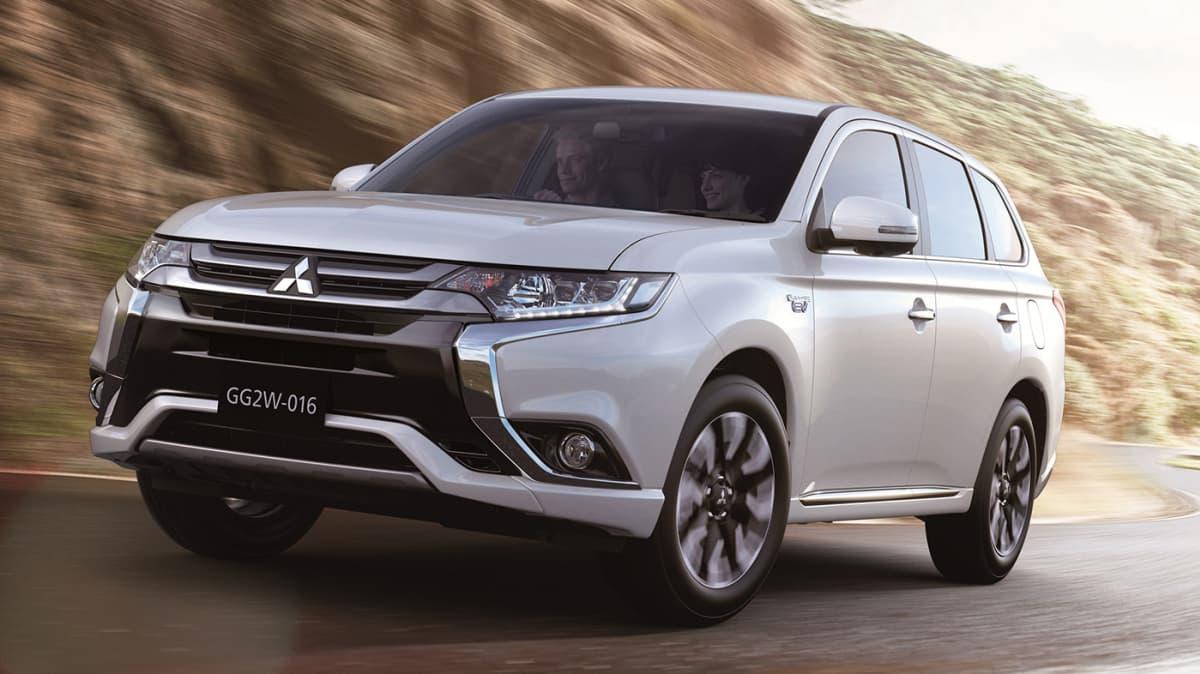 PHEV Driving Range Extended, Lancer Becalmed, Mitsubishi And FCA Partnership Firming