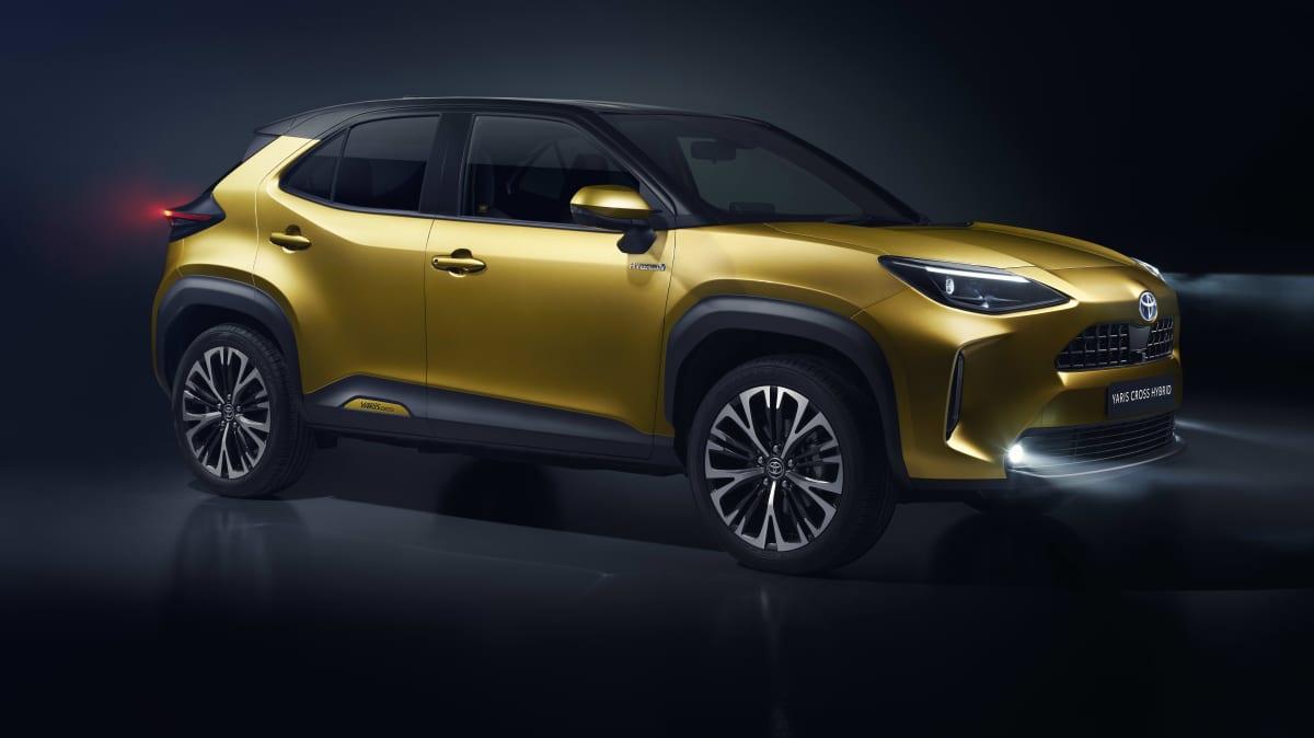 Lexus planning a Toyota Yaris-based SUV - report