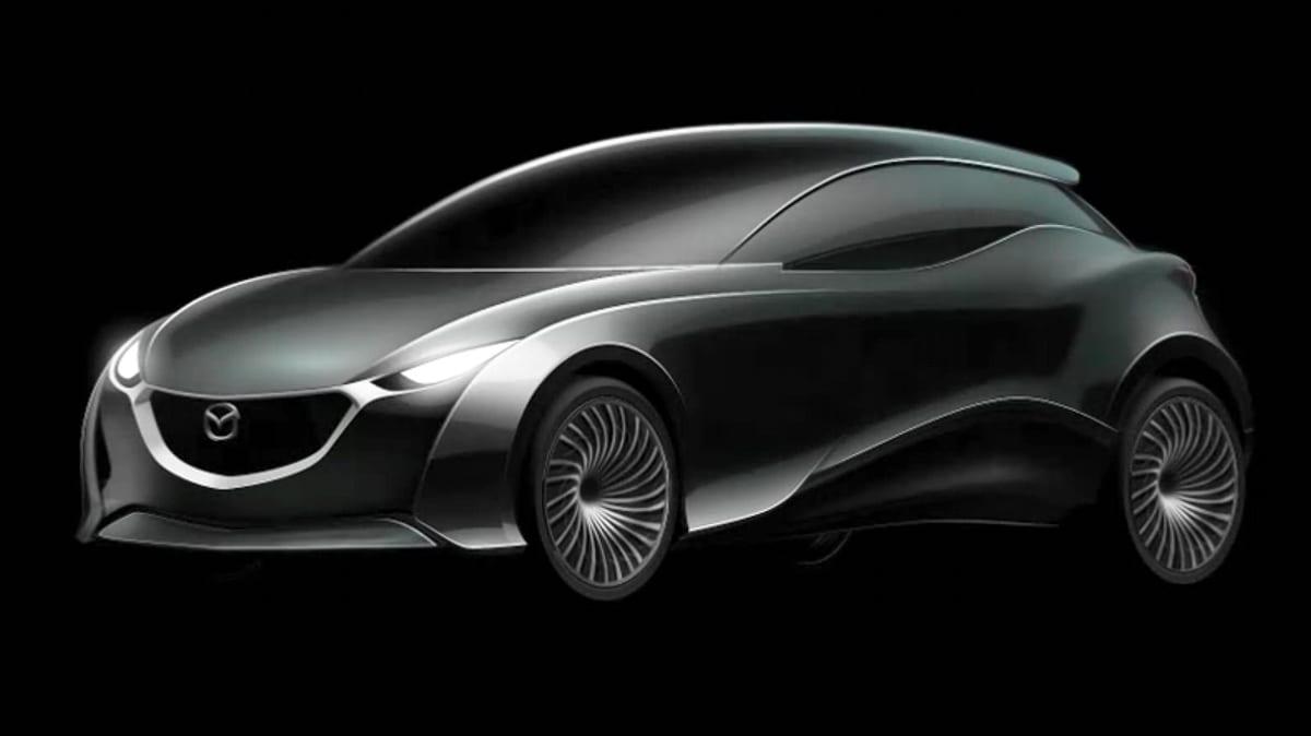 2015 Mazda3 And Shinari Visualised With Kodo Styling In New Mazda Video