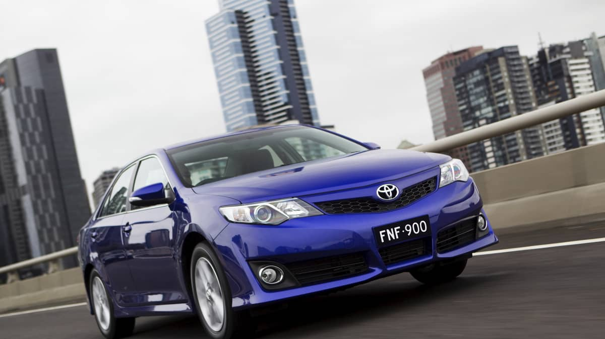 2011-on Toyota Camry used car review