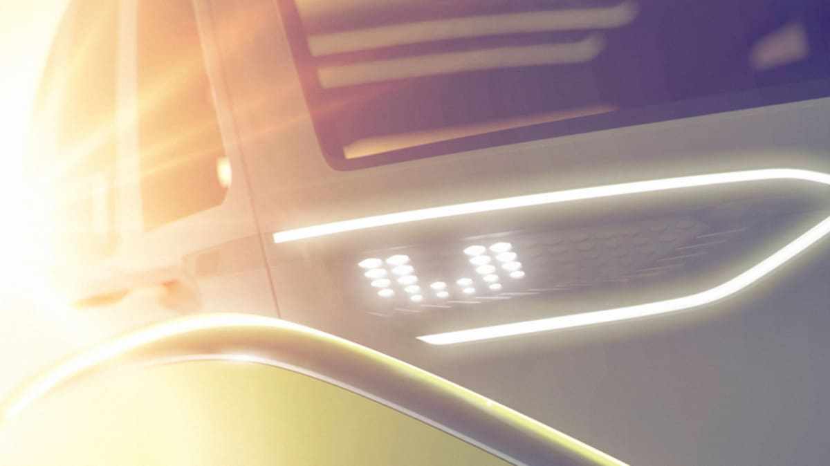 Volkswagen Previews New Electric Kombi Concept Ahead Of Detroit Motor Show