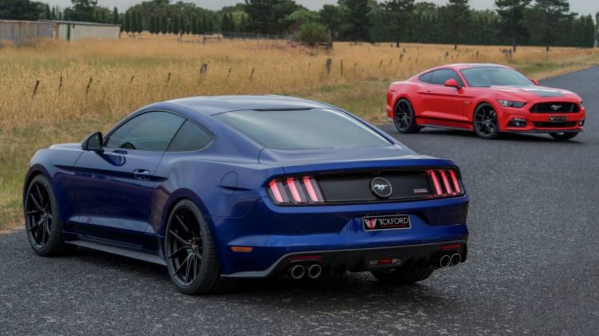 2017 Ford Tickford Mustang.