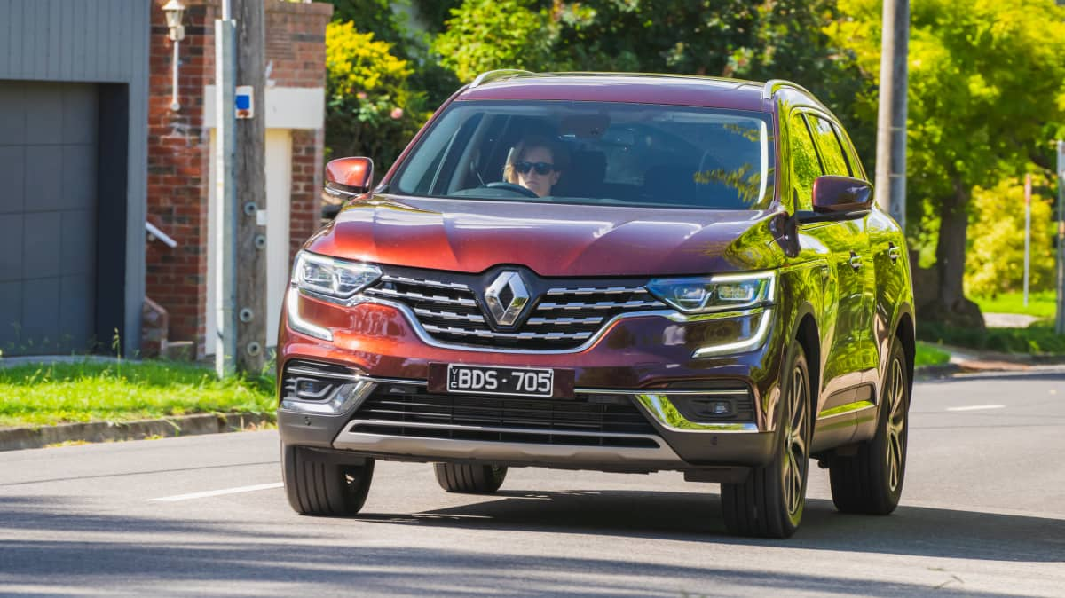 Renault Koleos gets seven-year warranty, but only for a limited time