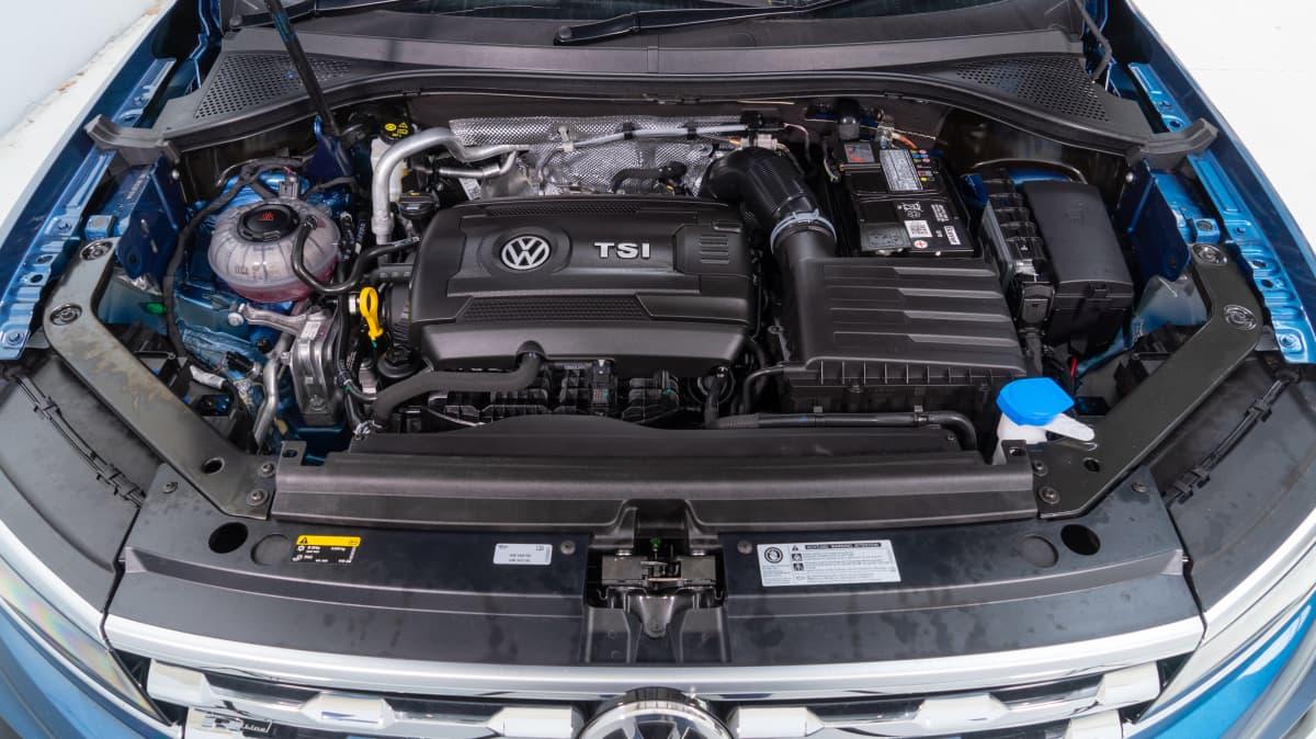 Volkswagen Tiguan 162TSI