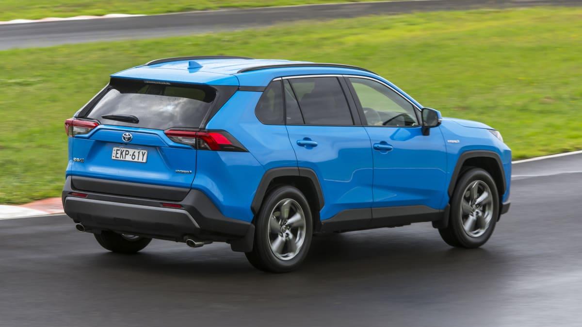 2021 Toyota RAV4 Hybrid review-4