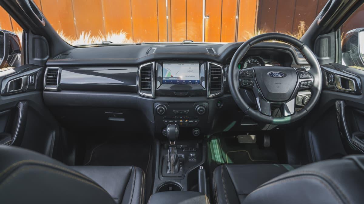 2021 Ford Ranger Wildtrak X bi-turbo review-3