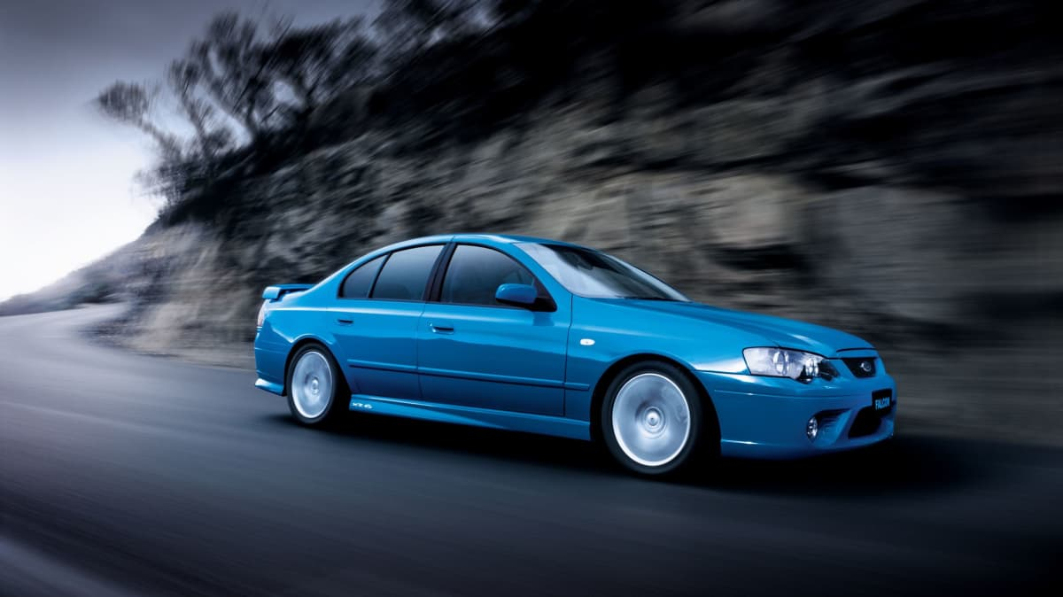 Ford Falcon BF XR6 Turbo Used Car Review-1