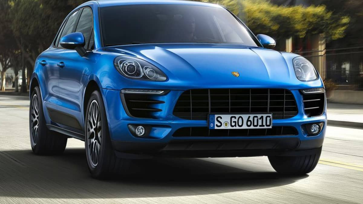 Porsche Macan: China's Latest Copyright Court Case