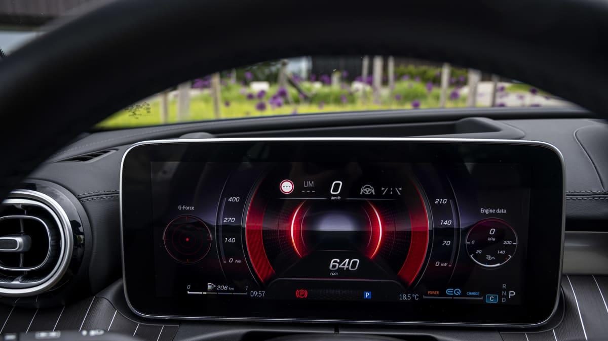 2021 Mercedes-Benz W206 C-Class review-0