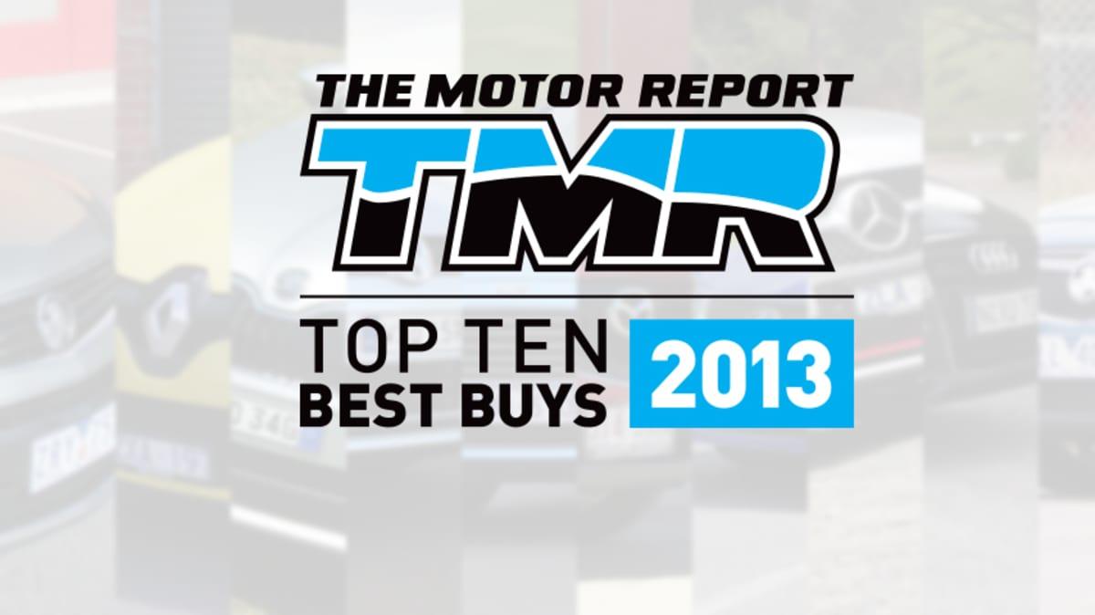 TMR BEST BUY AWARD 2013: THE SHORTLIST