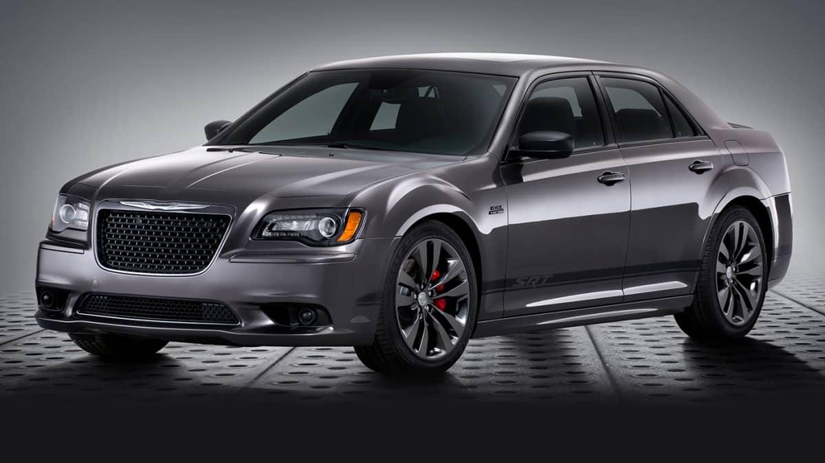 Chrysler 300 And Holden Barina Recalled