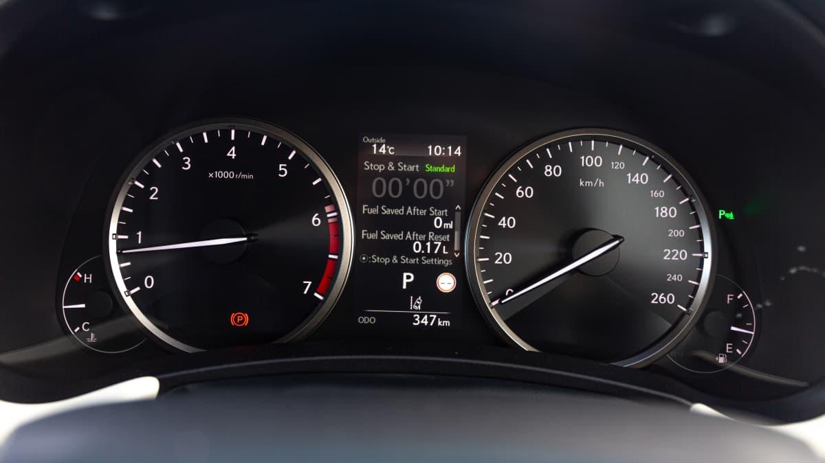 2021 Lexus NX300 Sports Luxury review-2