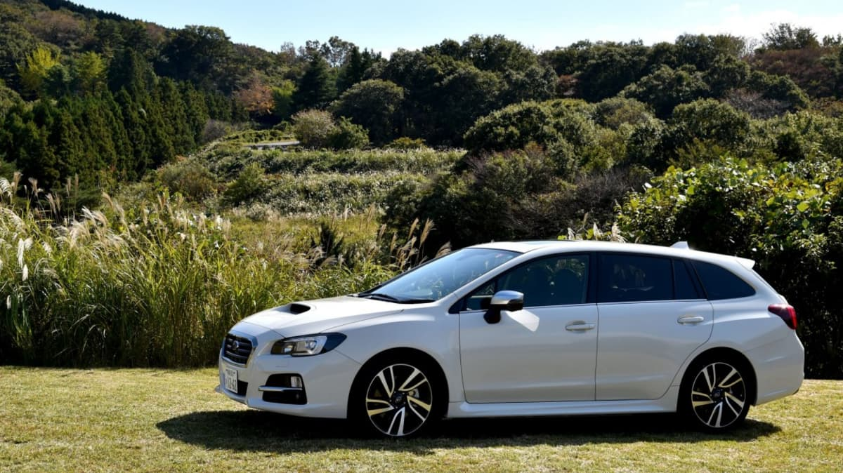 Subaru's highly anticipated Levorg wagon is due to hit Australian showrooms at the end of 2016.