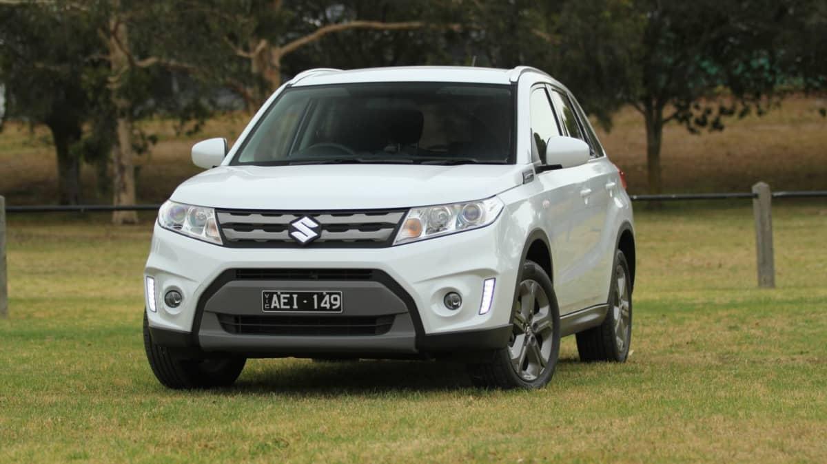 2016 Suzuki Vitara RT-S Review - Slow, But Steady