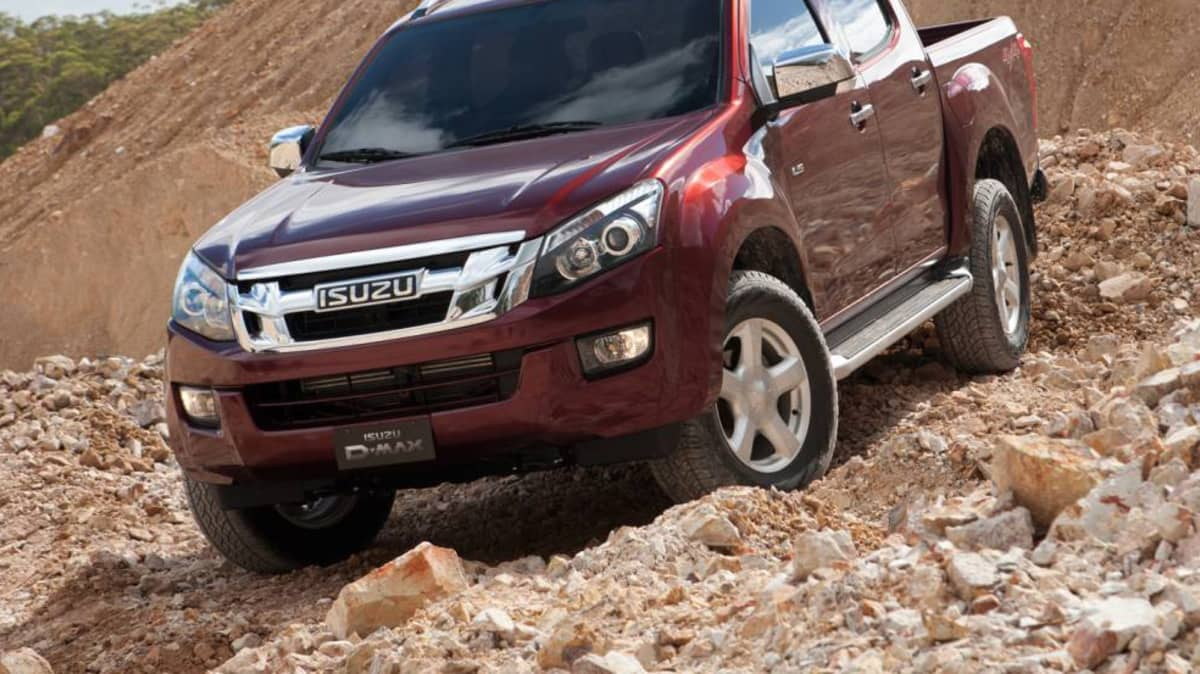 ANCAP: 4-Star Crash Safety For D-Max And Some Colorado Variants