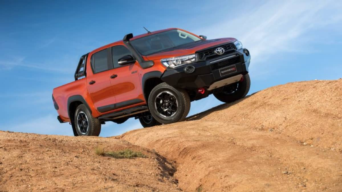 The Australian Tax Office has dual-cab utes in its sights.