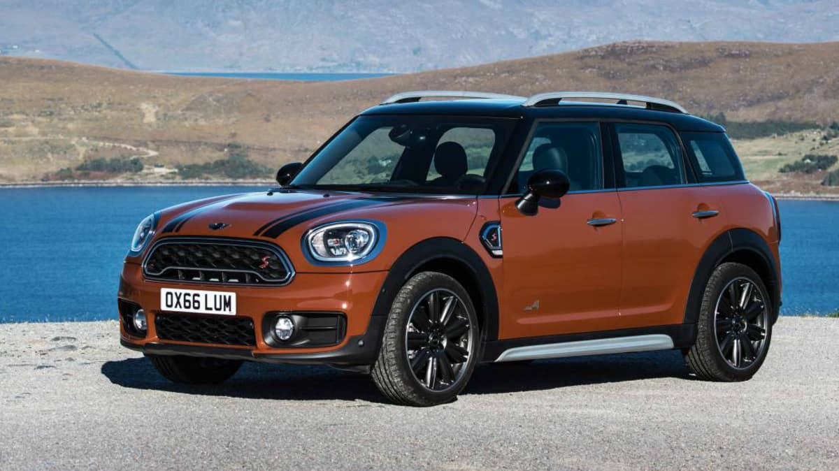 2017 MINI Countryman - All-New, Longer, Roomier, And A Picnic Seat