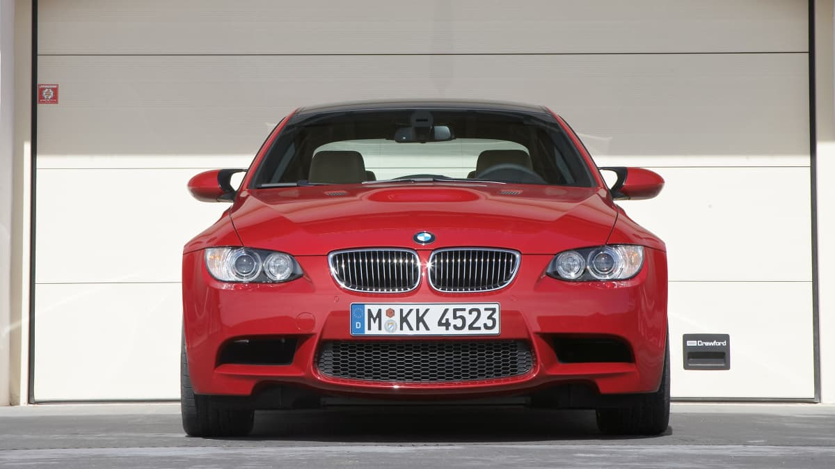 2008 BMW M3: Modern classic review-3