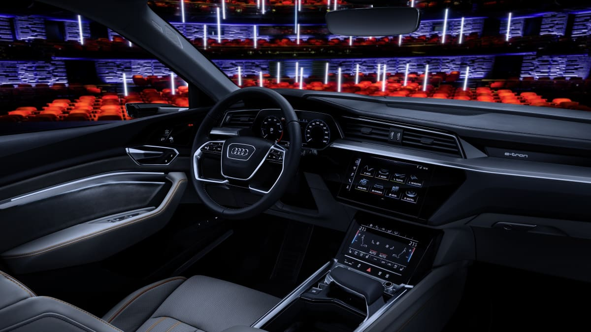 Audi takes the Drive-in on the road
