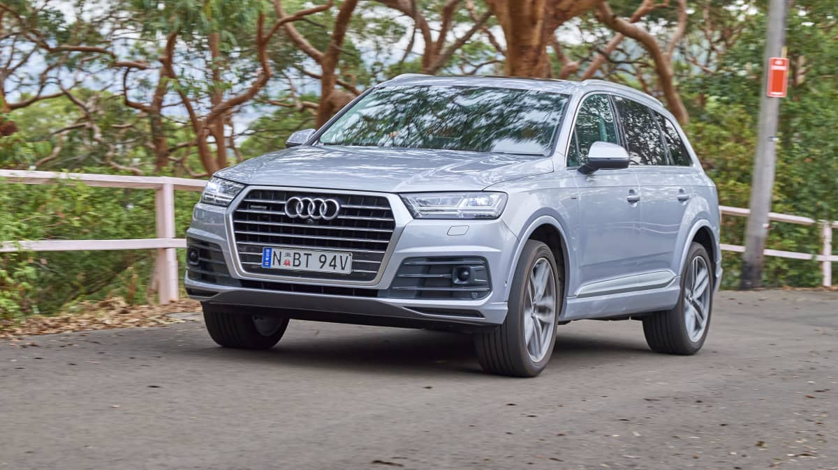 2019 Audi Q7 recalled over airbag that may not inflate properly