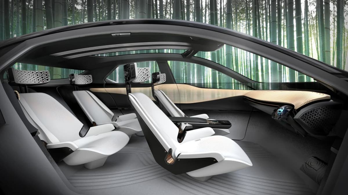 Nissan IMx SUV Concept