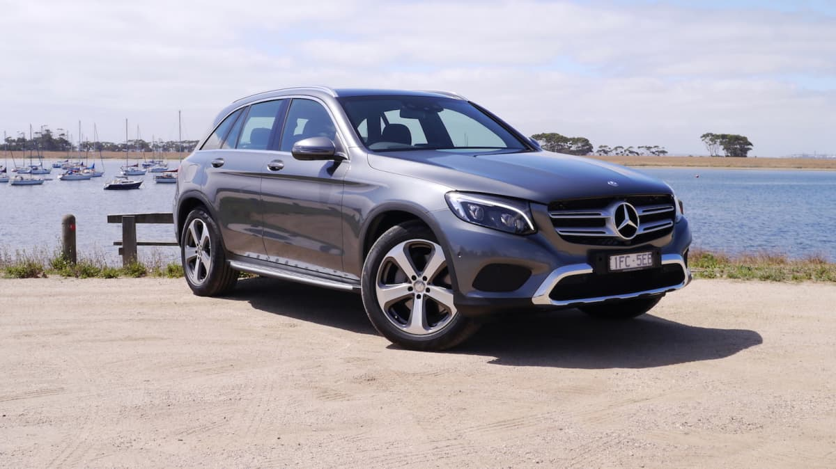 """2016 Mercedes-Benz GLC220 d REVIEW 