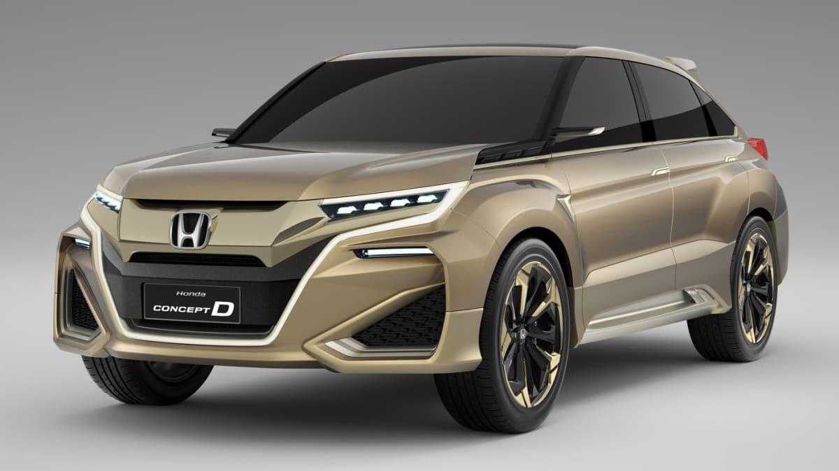 Honda To Launch World's Ugliest SUV In China