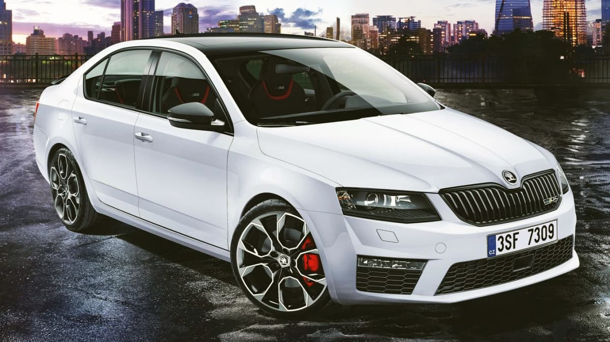 Skoda Octavia RS230 - Price And Features For Limited Edition Performance Pair