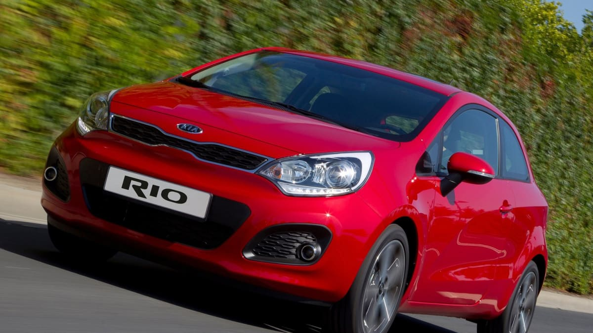 2012 Kia Rio 3-door Debuts At Frankfurt