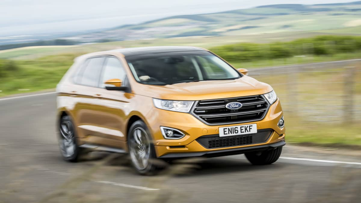 Ford is set to rebadge the Edge, Endura when it arrive locally in 2018.