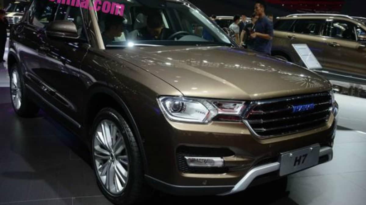 Haval H7 Heading To Beijing Auto Show - Ahead Of Australian Debut?