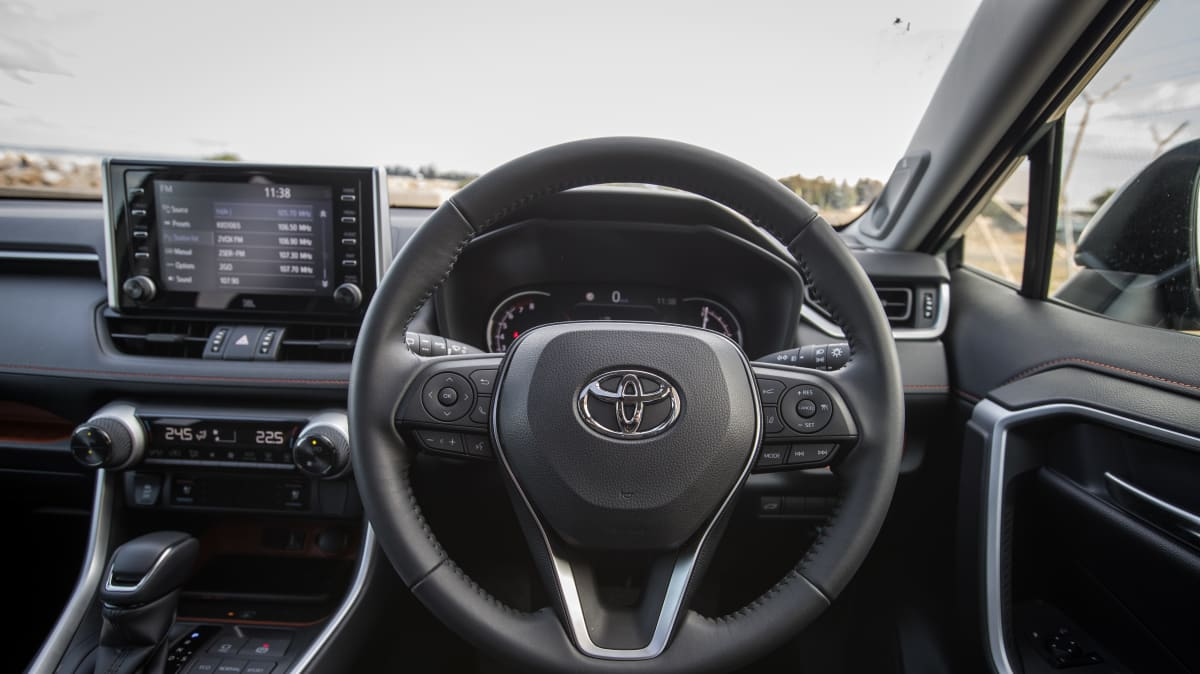 Family Review: 2019 Toyota RAV4 Edge Petrol Auto-0