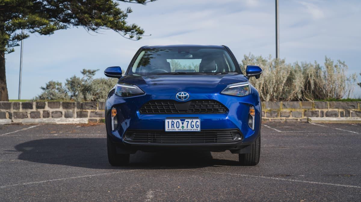 2021 Toyota Yaris Cross GX Hybrid 2WD review-4