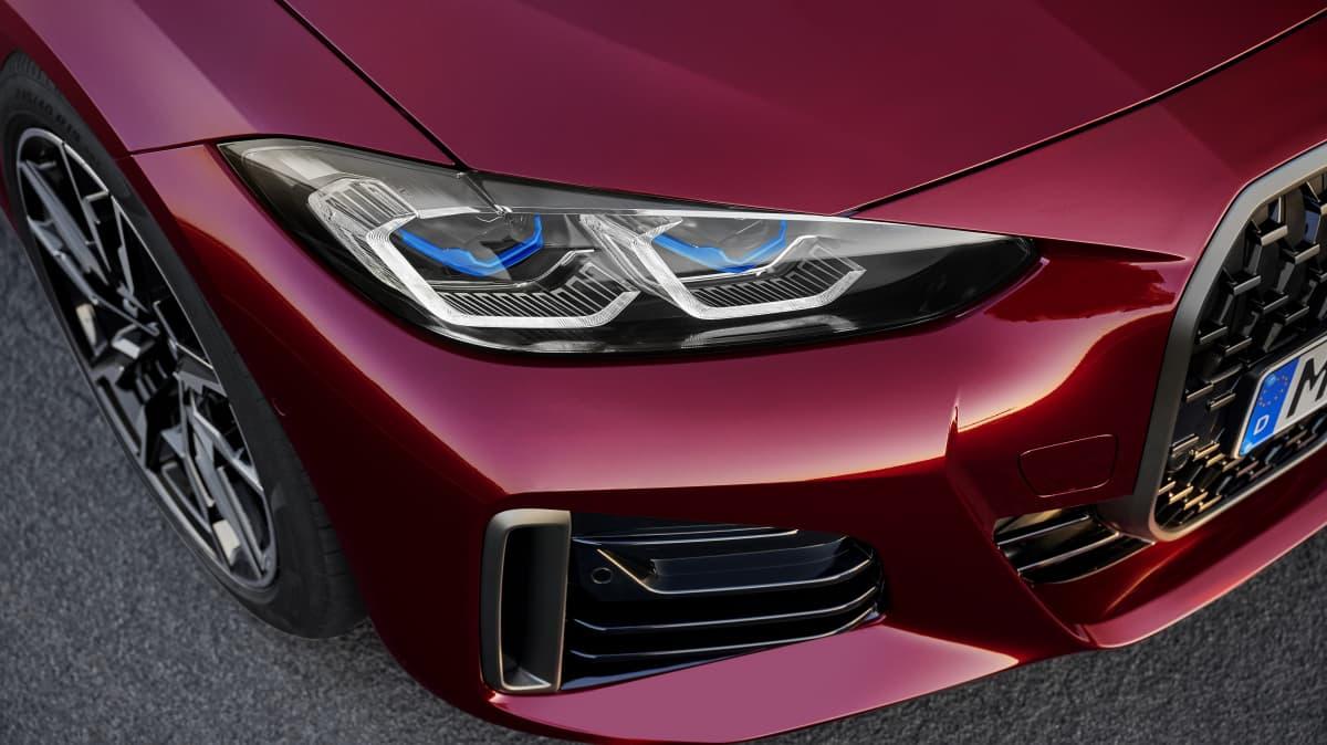 2022 BMW M440i xDrive Gran Coupe.