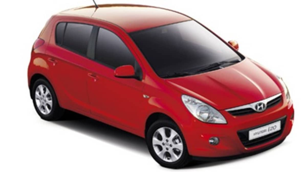 Hyundai to Bring i20 Subcompact to Paris Motor Show