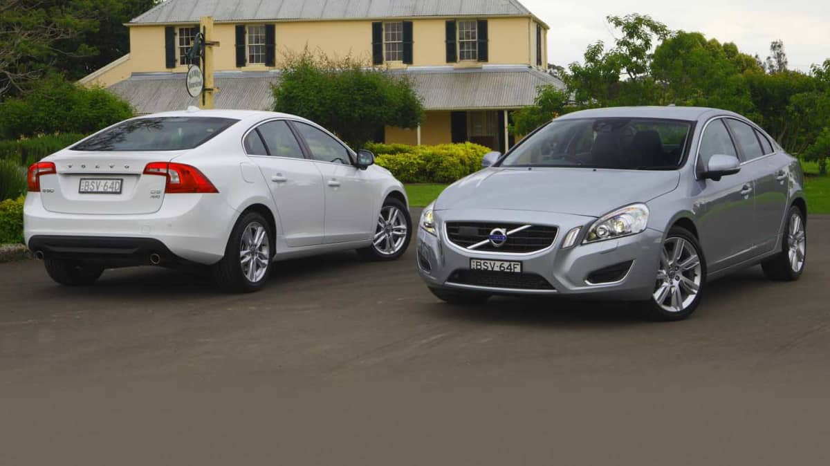 2011 Volvo S60 Launched In Australia