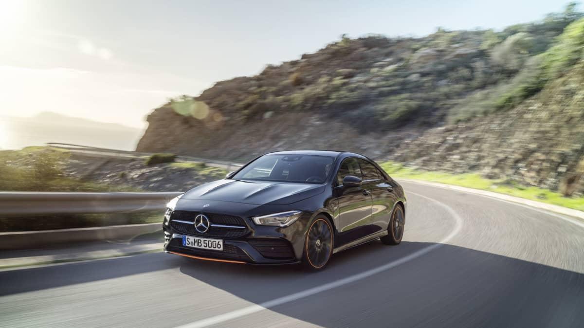 Mercedes-Benz CLA revealed
