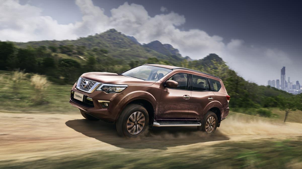 Nissan unveils diesel variant for Navara-based Terra