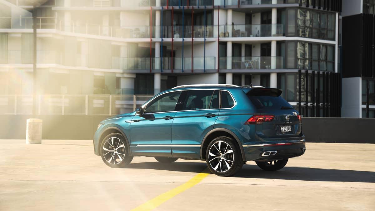 2021 Volkswagen Tiguan 162 TSI R-Line review-0