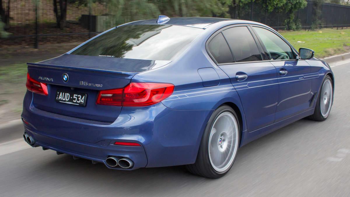 2018 BMW Alpina B5 Bi-Turbo