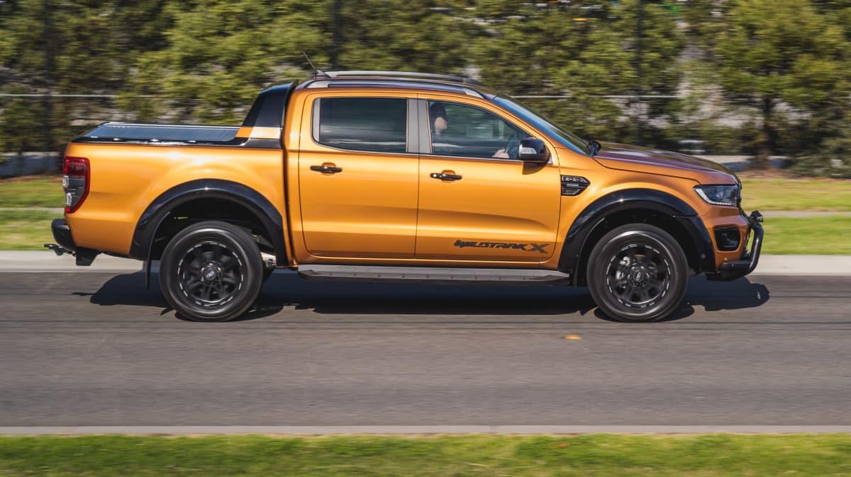 2021 Ford Ranger Wildtrak X bi-turbo review-1