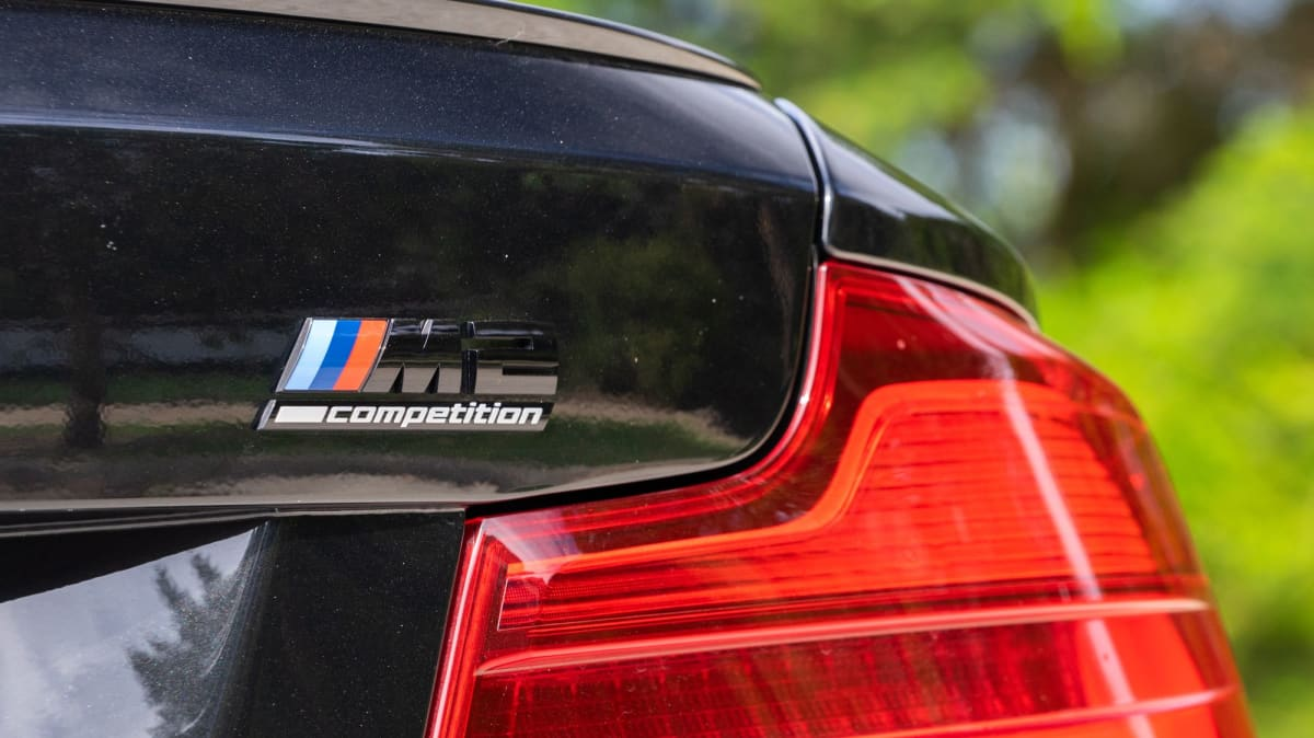 BMW M2 Competition 2018 Coupe Review-3