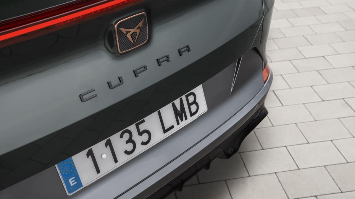 Above: 2022 Cupra Formentor e-Hybrid.