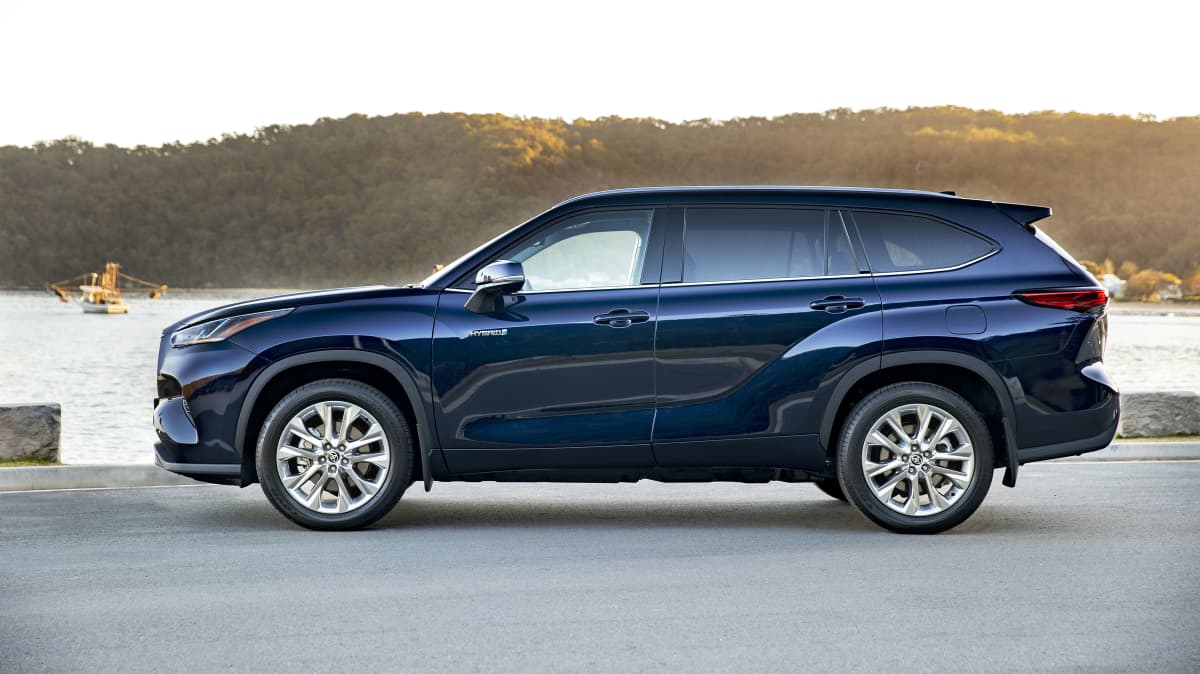 2021 Toyota Kluger launch review-2